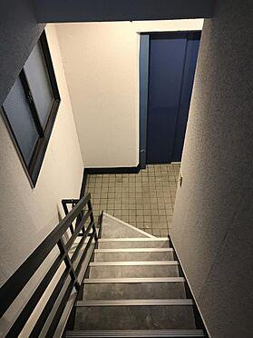 ビル(建物全部)-荒川区東日暮里4丁目 共用階段