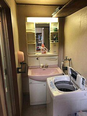中古マンション-豊田市深田町1丁目 やっぱり洗濯機は室内に置きたいですよね。