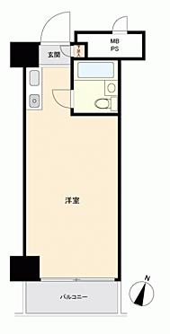 マンション(建物一部)-中央区日本橋蛎殻町1丁目 間取り