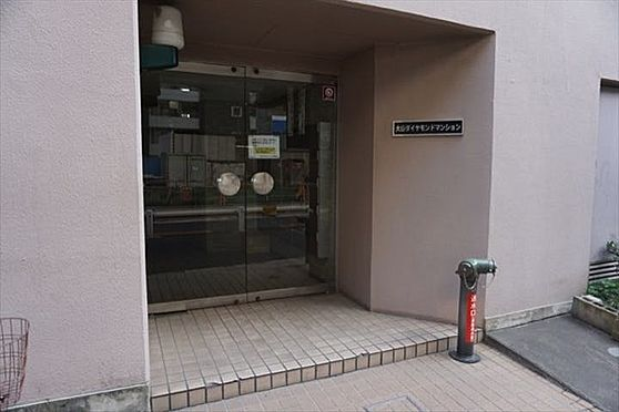 マンション(建物一部)-板橋区大山金井町 エントランス