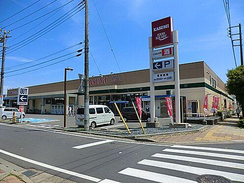アパート-つくば市花室 株式会社カスミ 学園店(1275m)