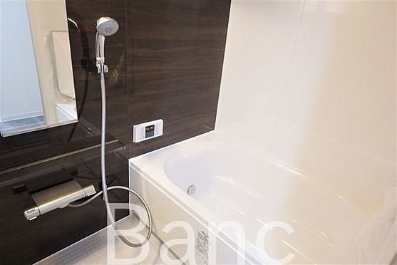 中古マンション-豊島区西巣鴨1丁目 追炊き浴室換気乾燥機能付きシステムユニットバス花粉の時期や梅雨時は浴室乾燥機があると助かりますね