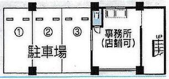 マンション(建物一部)-伊豆市修善寺 間取り