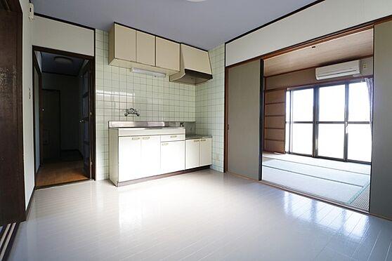 マンション(建物全部)-浜松市中区和合北4丁目 2階部分、キッチン6帖