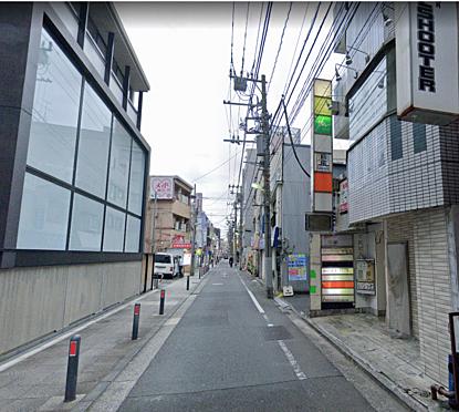 収益ビル-横浜市中区伊勢佐木町4丁目 前面道路