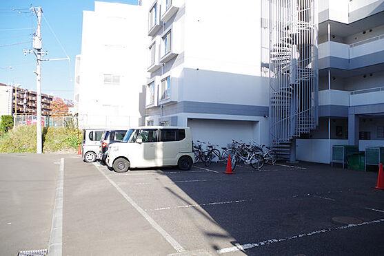 マンション(建物全部)-札幌市豊平区月寒西三条7丁目 駐車場