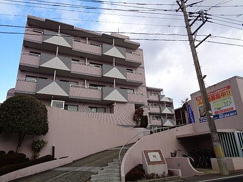 中古マンション-仙台市泉区本田町 マンション外観。女性限定の賃貸マンションです。