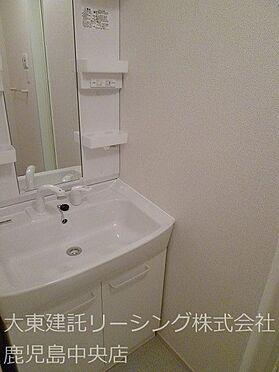 アパート-宮崎市清武町岡2丁目 I1階洗面所