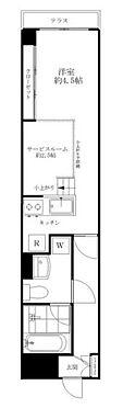 マンション(建物一部)-渋谷区恵比寿3丁目 間取り