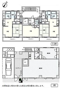 マンション(建物全部)-江東区三好3丁目 間取り