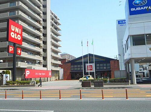 中古マンション-大阪市城東区中央3丁目 ユニクロ城東関目店約620mです