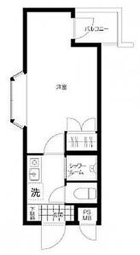 マンション(建物一部)-横浜市磯子区丸山2丁目 間取り