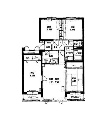 マンション(建物一部)-札幌市中央区南十二条西22丁目 間取り