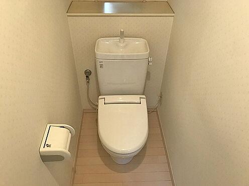 中古一戸建て-大阪市平野区西脇1丁目 トイレ