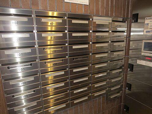 中古マンション-江東区亀戸4丁目 メールボックス