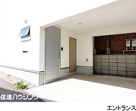 建物全部その他-渋谷区代々木4丁目 玄関
