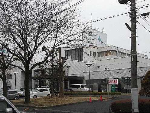 事務所(建物一部)-土浦市神立中央2丁目 神立病院(1665m)