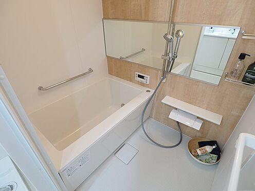 中古マンション-千葉市美浜区真砂2丁目 広々とした浴室です!