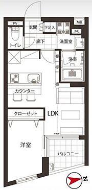 中古マンション-杉並区高円寺南2丁目 間取り