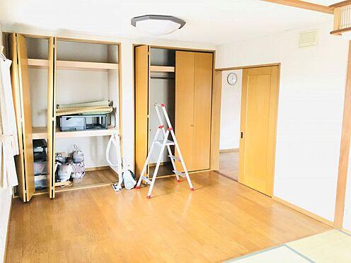 中古一戸建て-名古屋市名東区極楽2丁目 収納が充実しており、衣服が多い方も安心です。
