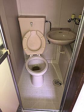 マンション(建物全部)-枚方市東牧野町 トイレ