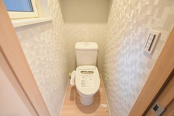 新築一戸建て-足立区梅田4丁目 トイレ