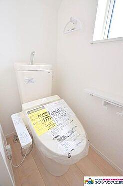 新築一戸建て-黒川郡大和町吉岡字石神沢 トイレ