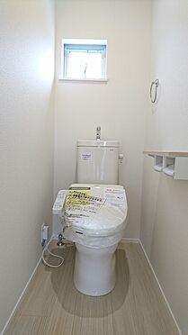 新築一戸建て-さいたま市西区大字佐知川 トイレ