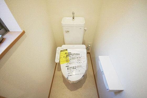 新築一戸建て-北区上中里1丁目 トイレ