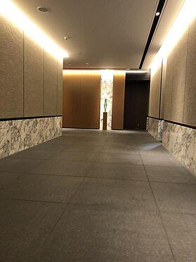 中古マンション-港区虎ノ門4丁目 エントランスホール