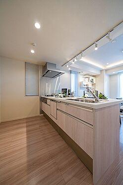 中古マンション-港区赤坂6丁目 食洗機・浄水器一体型システムキッチン