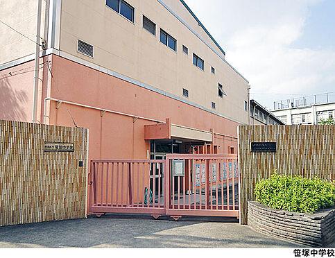 マンション(建物全部)-渋谷区幡ヶ谷3丁目 笹塚中学校