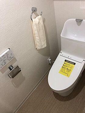 中古マンション-さいたま市西区大字宝来 トイレ