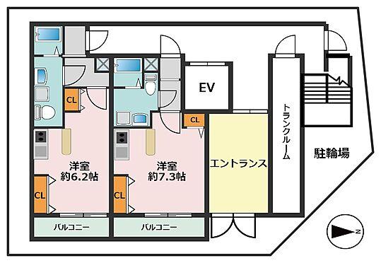 一棟マンション-品川区南品川4丁目 1階