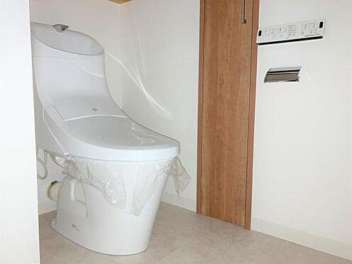 中古マンション-名古屋市千種区池下1丁目 清潔感溢れるトイレ♪