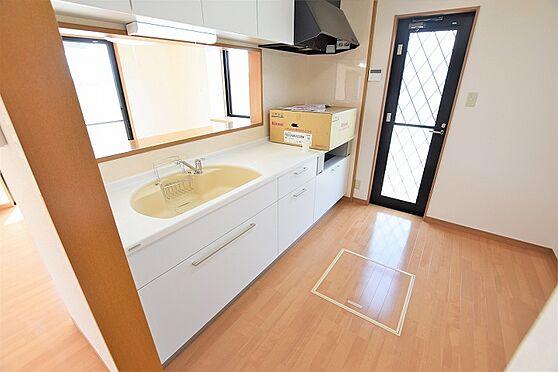 中古一戸建て-名取市植松4丁目 キッチン
