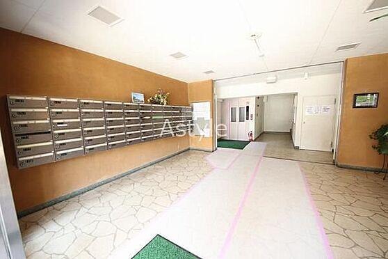 マンション(建物一部)-大田区新蒲田1丁目 エントランス