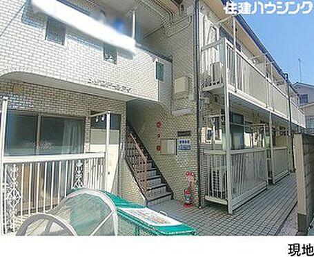 アパート-渋谷区上原1丁目 外観