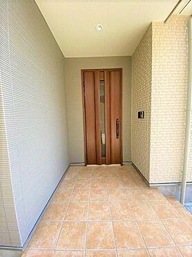 新築一戸建て-仙台市青葉区荒巻中央 玄関