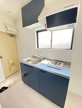 収益ビル-墨田区東向島5丁目 キッチン