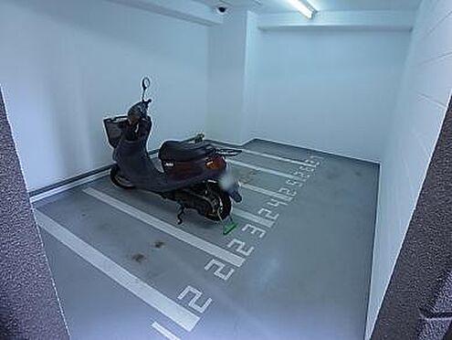 マンション(建物一部)-神戸市垂水区千代が丘1丁目 バイク置場も完備