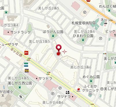 マンション(建物一部)-札幌市清田区美しが丘 その他