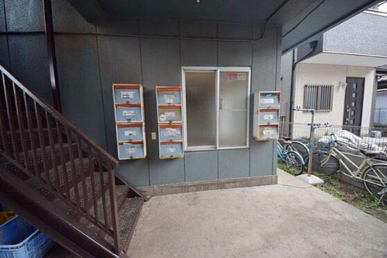 マンション(建物全部)-新座市新堀2丁目 メールボックス