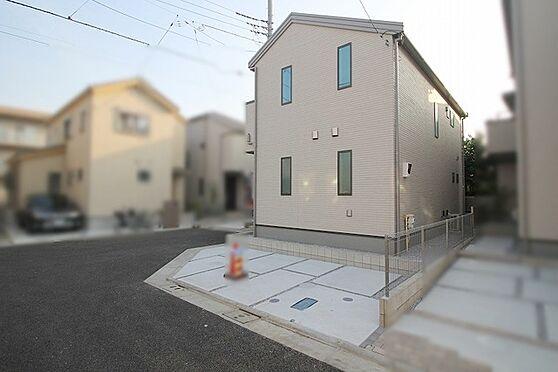 新築一戸建て-練馬区西大泉2丁目 外観