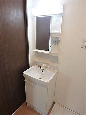 アパート-板橋区中丸町 「202号室」洗面化粧台