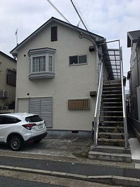 アパート-神戸市須磨区行幸町1丁目 外観