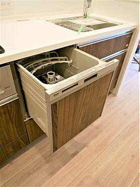 区分マンション-杉並区上高井戸1丁目 食器洗浄機(家具・什器は販売価格に含まれません。)
