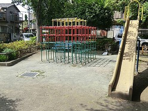 アパート-中野区南台3丁目 周辺環境:八島公園