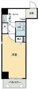 マンション(建物一部)-神戸市兵庫区福原町 間取り