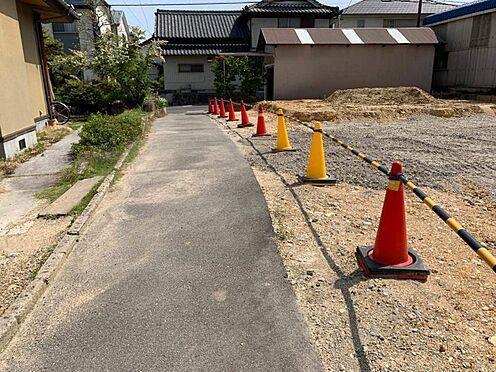 土地-愛知郡東郷町大字春木字市場屋敷 公園も徒歩約5分のところにあり、お子様とも気軽にお散歩に行けます!